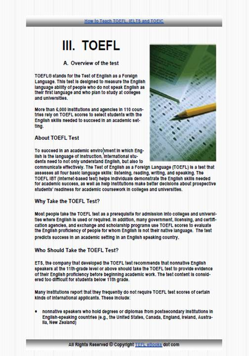 ad page how to teact toefl 3